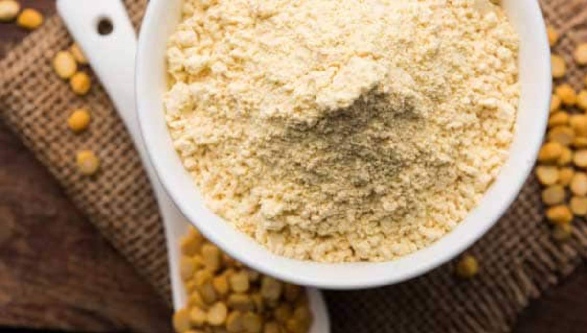 Gram flour: the wonder beauty ingredient for all your skin woes