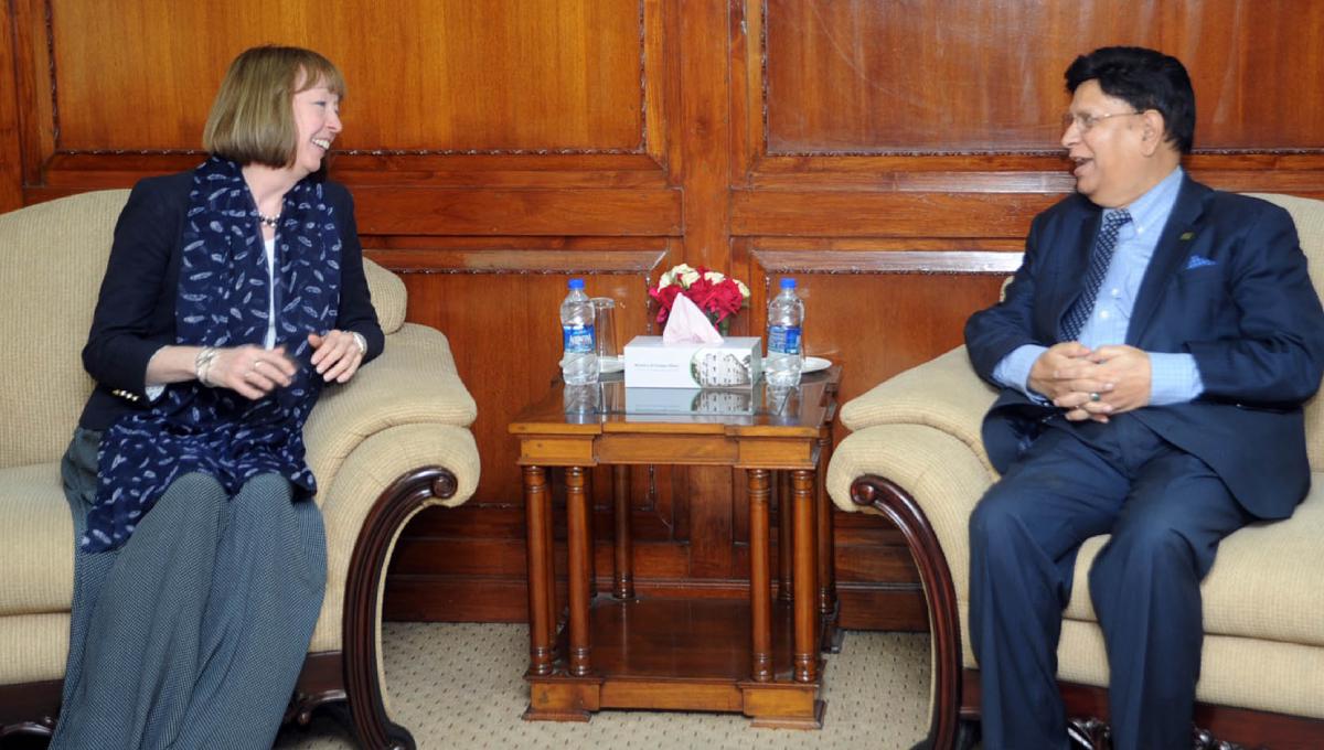 Dhaka-London 3rd strategic dialogue in Apr