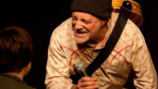 UK standup comedian Ian Cognito dies onstage during show