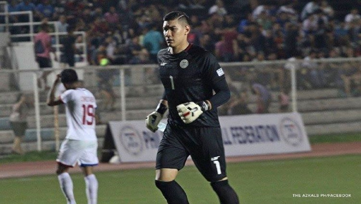 Etheridge returns to Philippines for World Cup qualifiers