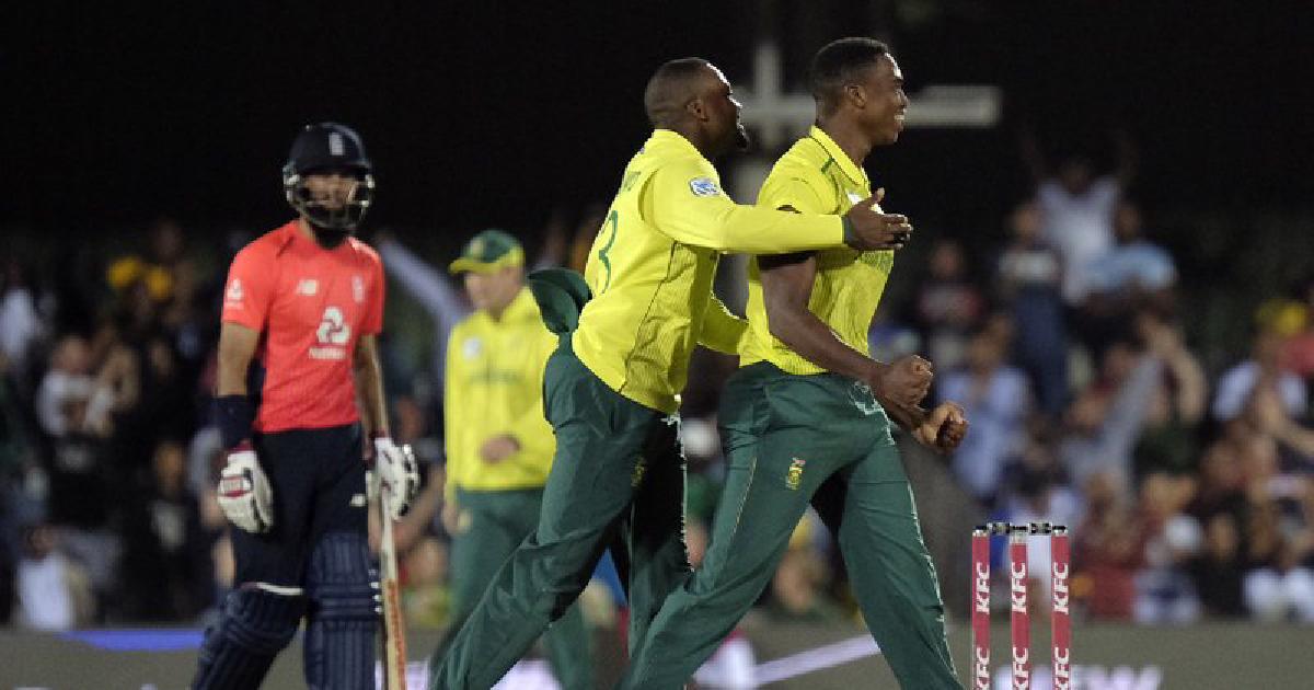 South Africa ,  England ,  Twenty20
