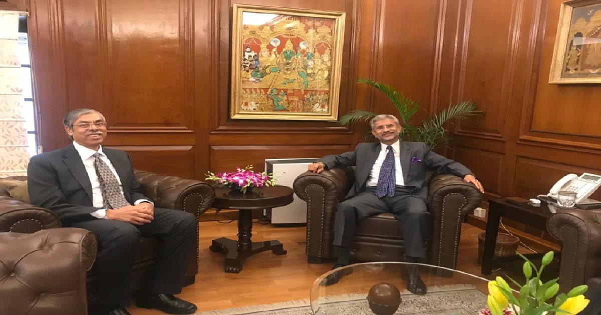Modi's Dhaka visit ,  Bangladesh High Commissioner to India ,  Bangladesh High Commissioner to India Muhammad Imran ,  Indian External Affairs Minister ,  S. Jaishankar ,  Mujib Satoborsha