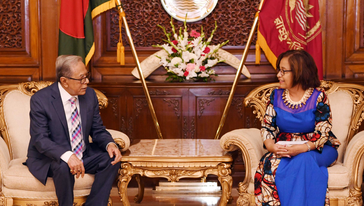 Do more to promote climate change adaptation: President