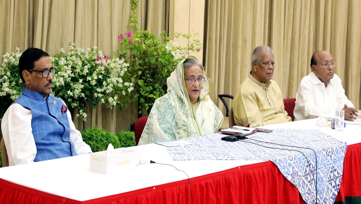 Anyone trying to manipulate Bhola incident to be punished: PM