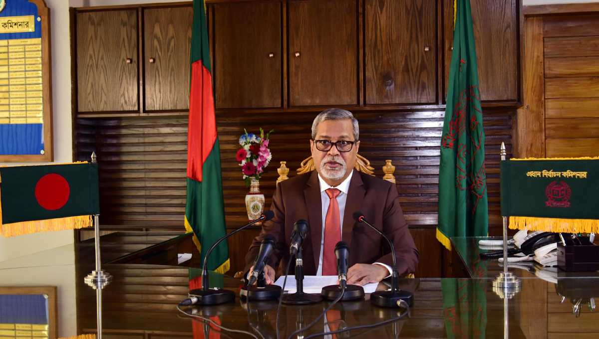 National election on Dec 23, announces CEC
