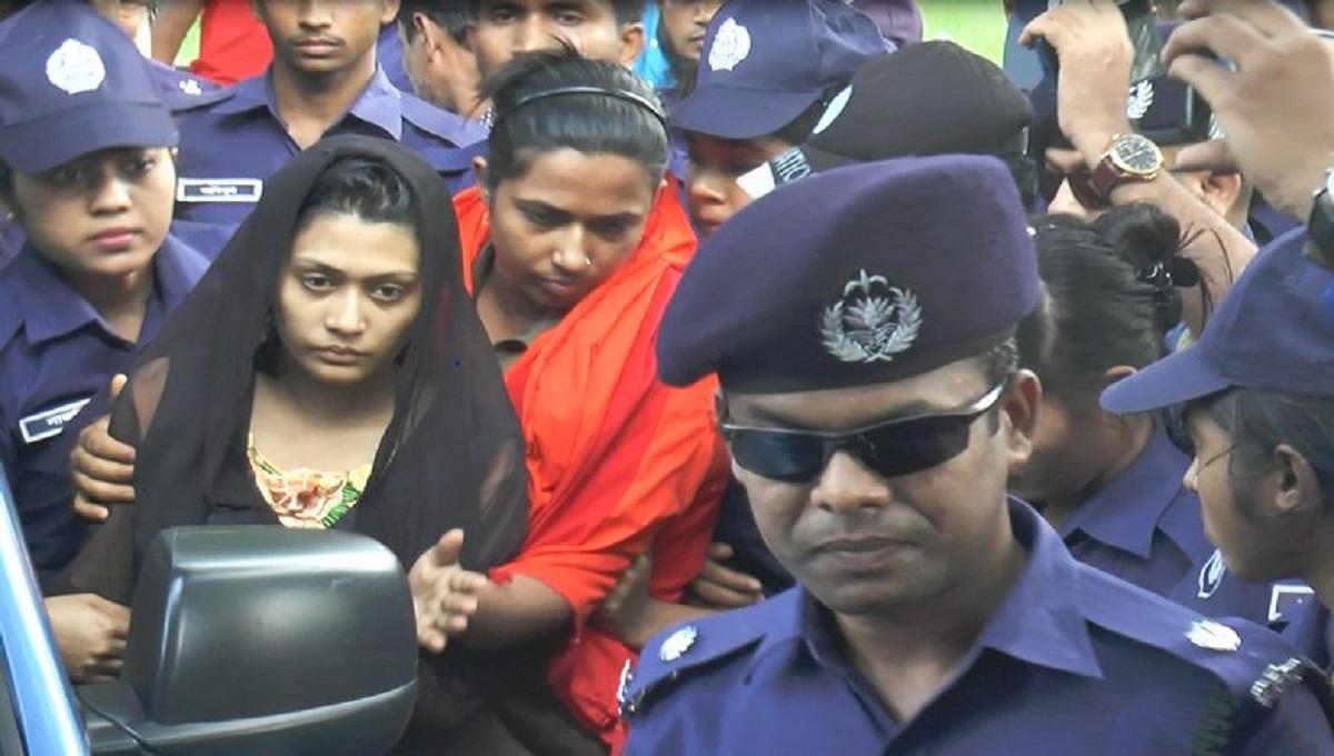Rifat murder: Minni meets lawyer in Dhaka