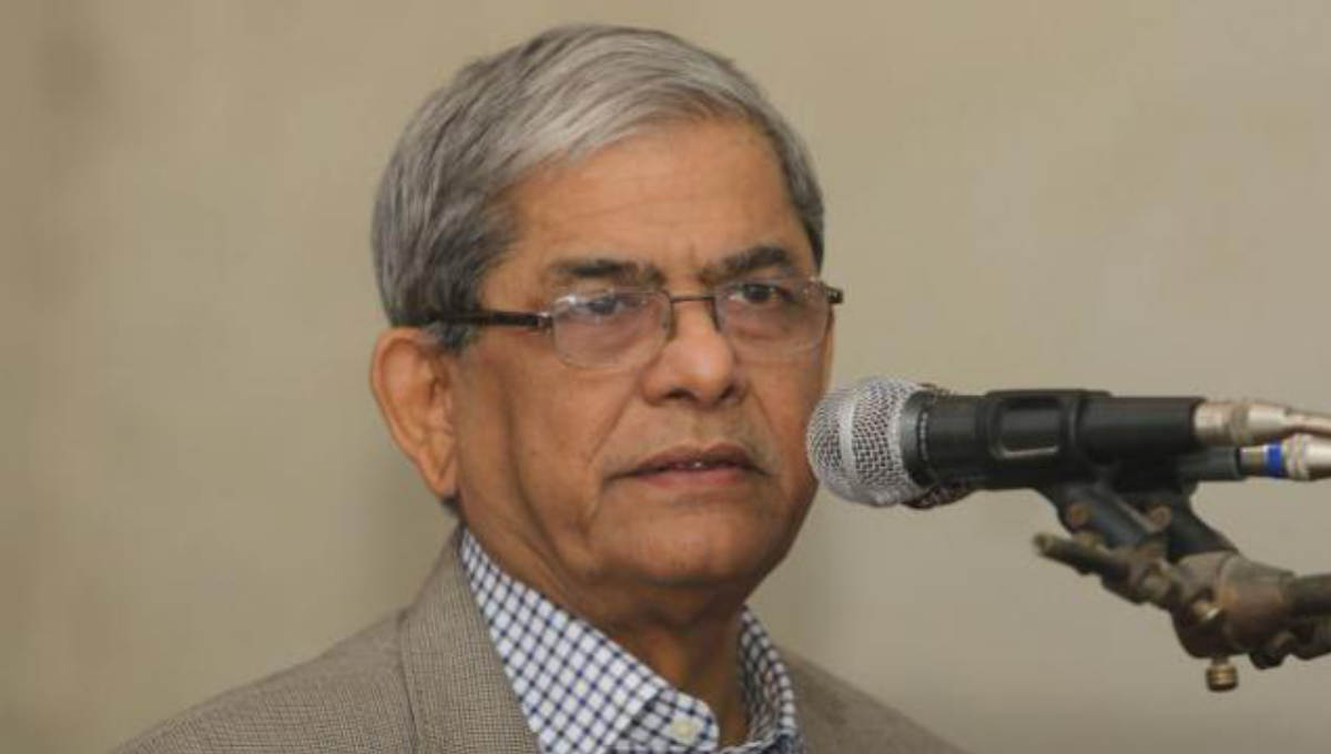 Govt trying to kill Khaleda in jail without treatment: Fakhrul