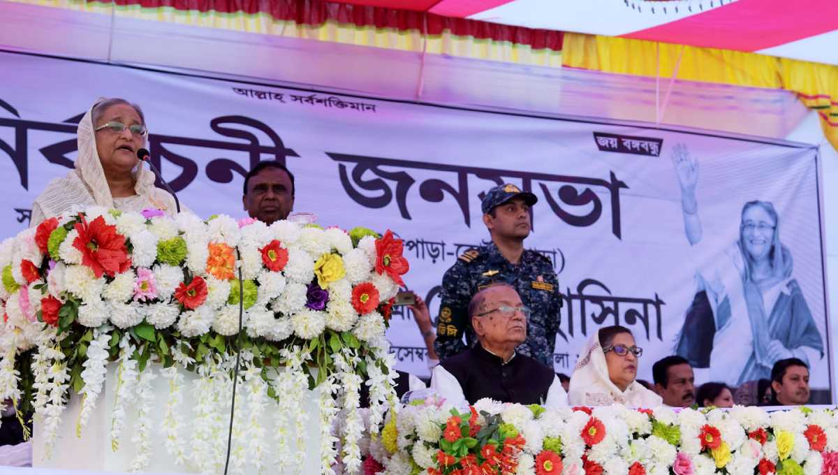 PM seeks another chance to maintain development pace