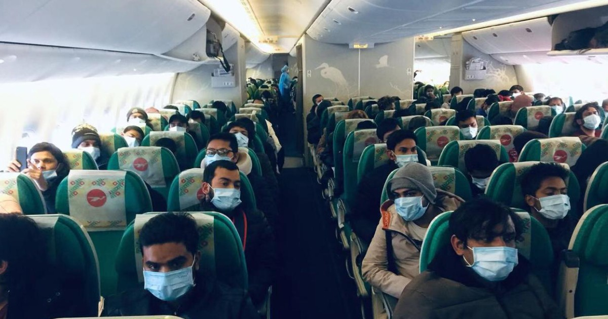 312 Bangladeshi nationals ,  quarantine ,  China's Wuhan ,  China ,  Zahid Malik ,  Health Minister ,  coronavirus ,  Wuhan-returnees ,  Ashkona Hajj Camp