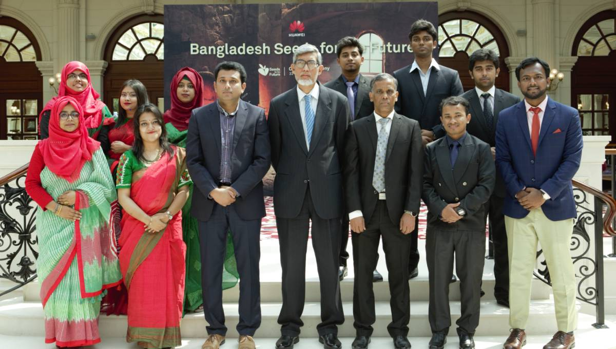 Huawei Beijing Welcomes Top 10 Bangladeshi Ict Talents