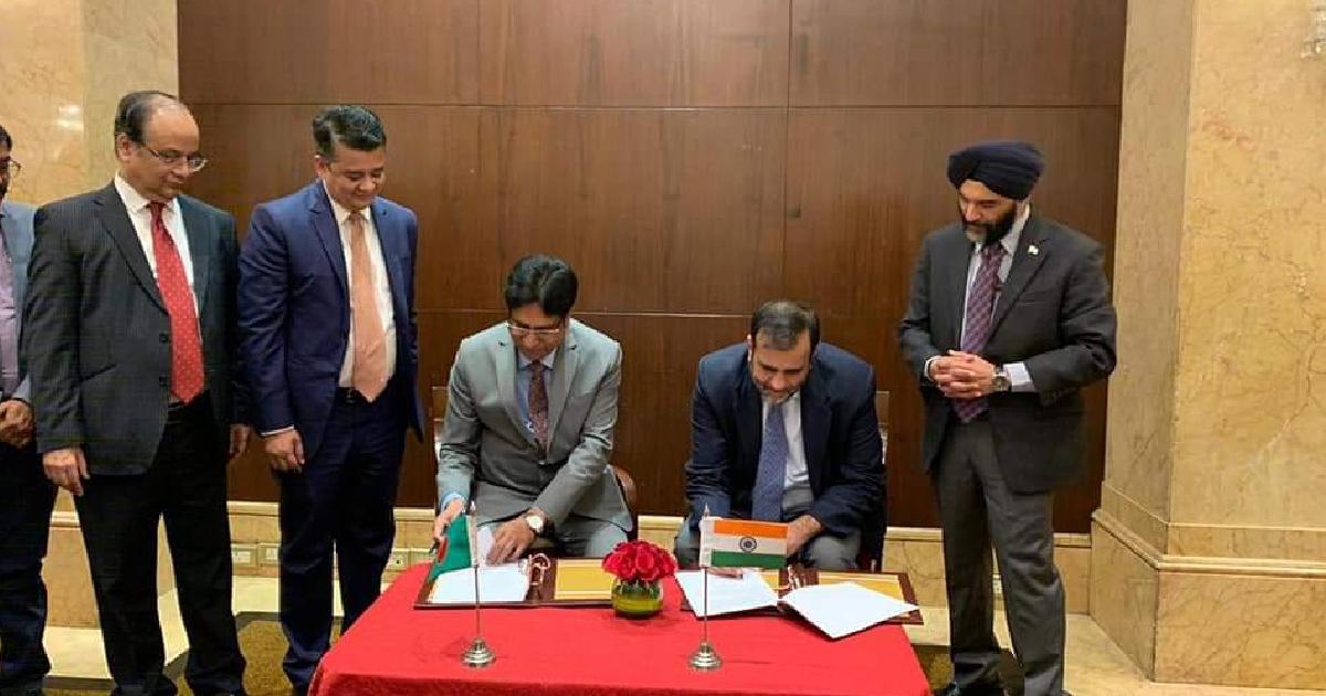 joint study ,  economic partnership ,  partnership deal ,  Delhi ,  Dhaka