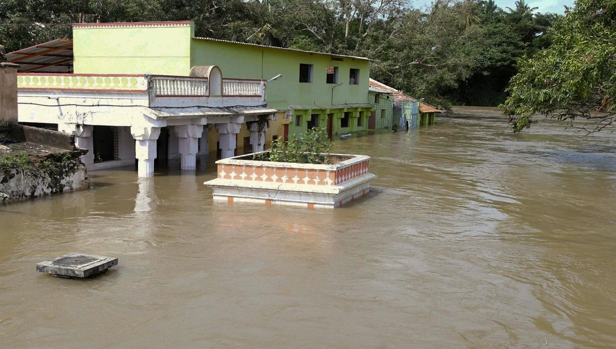 Death toll  rises to 93 in floods, mudslides in south India