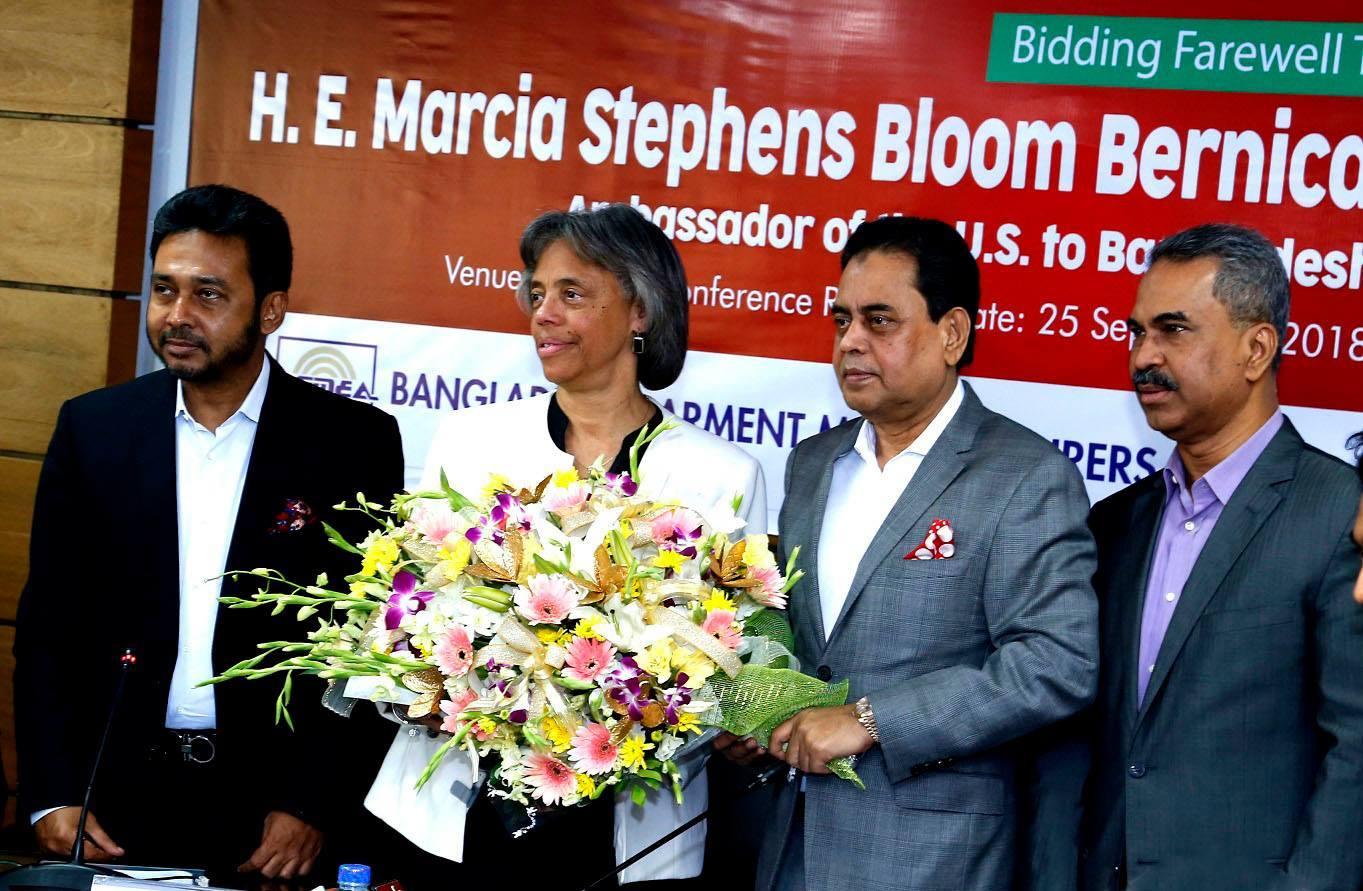 Bangladesh has potential to achieve more: Bernicat