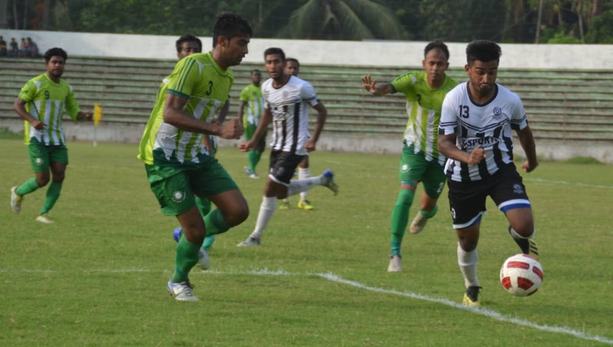 BPL Football: Mohammedan register 2-1 win over BJMC
