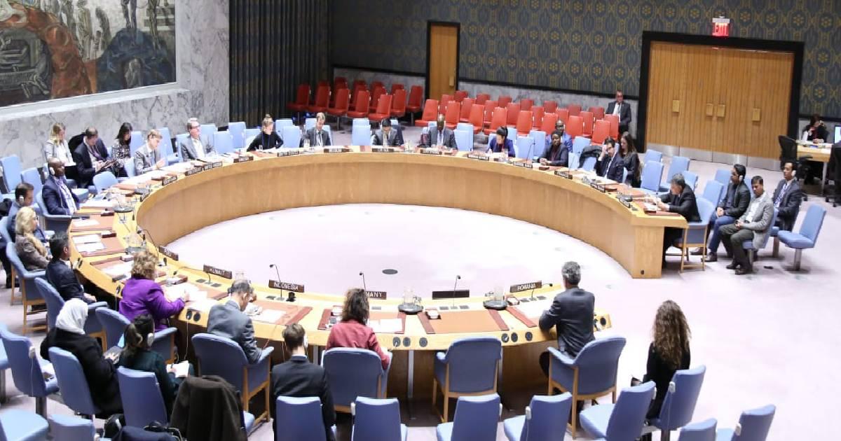 UNSC ,  Reconciliation ,  Rohingya Crisis