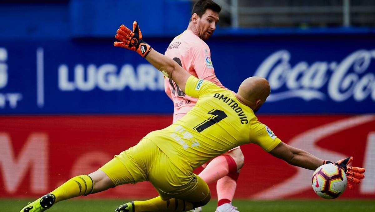 Messi hits 50 goals for Barca, Madrid ends season to forget