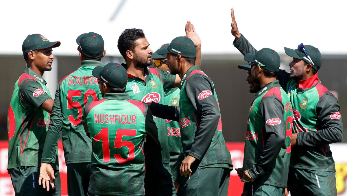 Tri-Nation Series: Bangladesh storm final in style