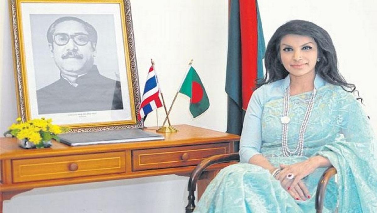 Saida Tasneem new Bangladesh envoy to UK