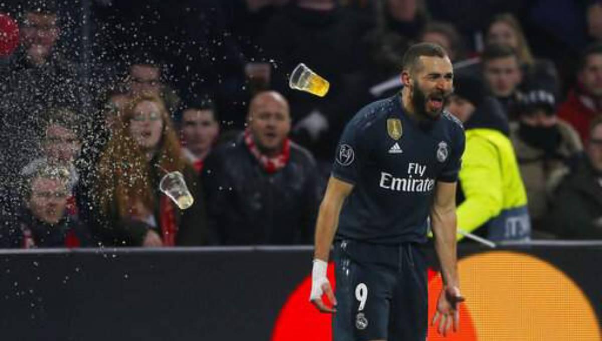 Substitute Asensio strikes late, Real Madrid beats Ajax 2-1