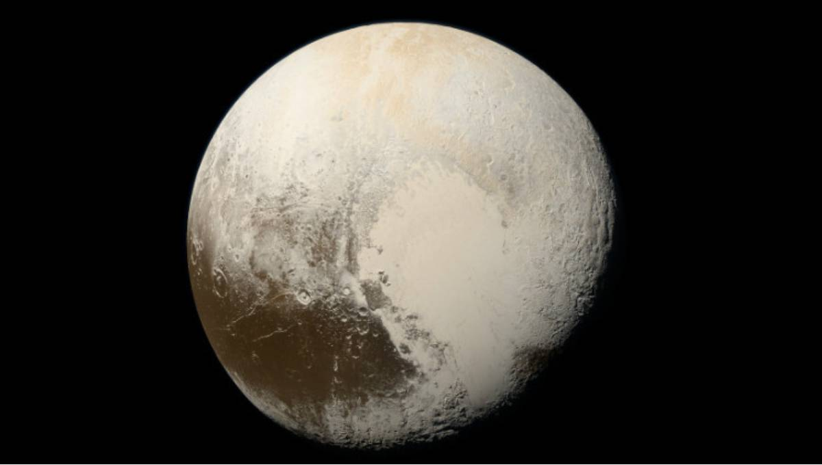 Pluto a planet again? new NASA chief certainly thinks so