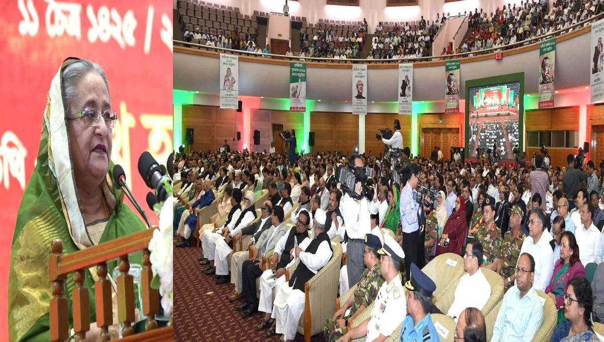 Govt aims to reach benefits of independence to villagers: PM