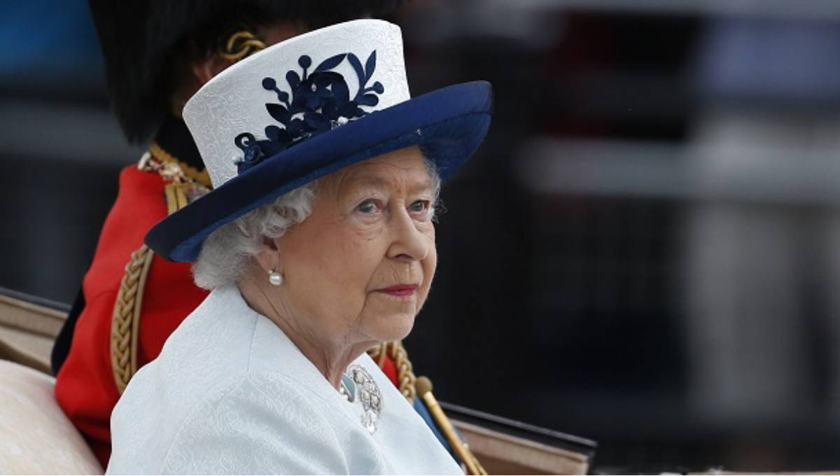 Queen sends message to World Cup finalists