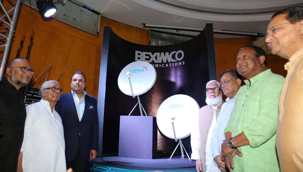 Beximco communications launches AKASH DTH