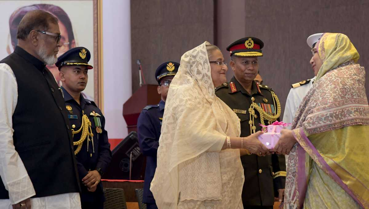 No one can stop Bangladesh's development journey: PM
