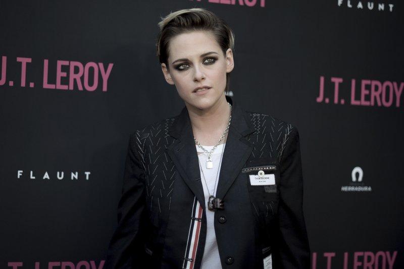 Kristen Stewart celebrates young stars redefining sexuality
