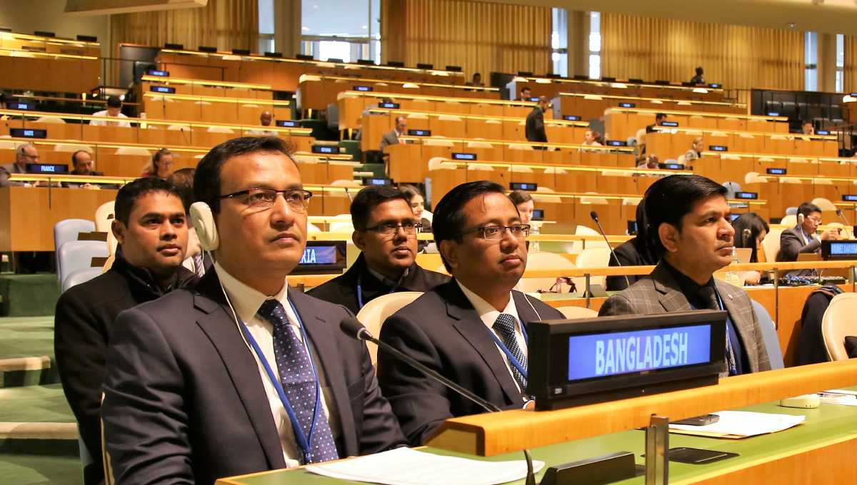 UNGA adopts Bangladesh's resolution on culture of peace