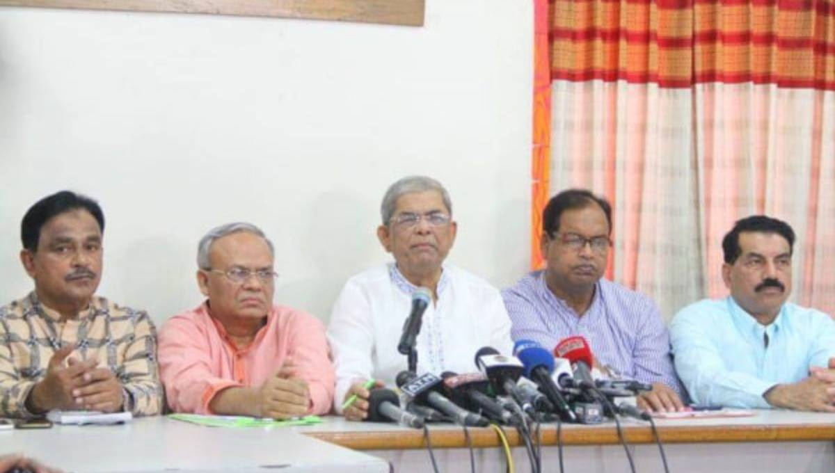 BNP not to accept any gas price hike: Fakhrul