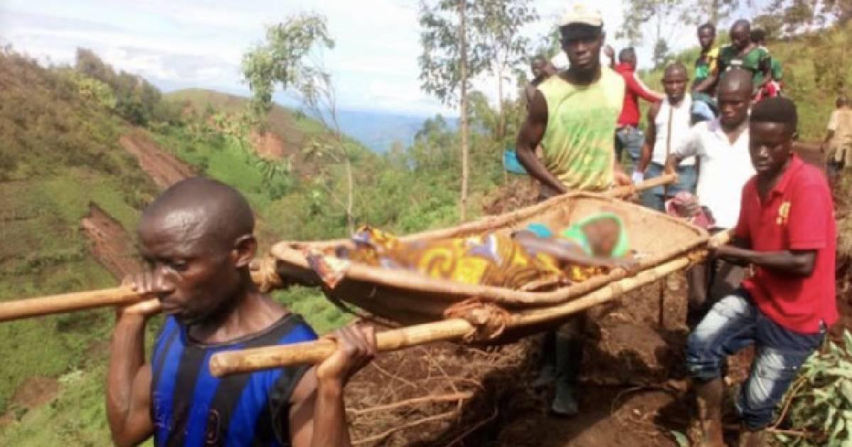 28 killed in landslides