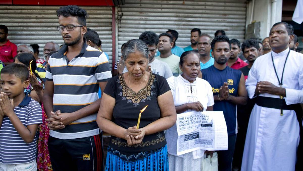 Sri Lanka: Bombings retaliation for Christchurch