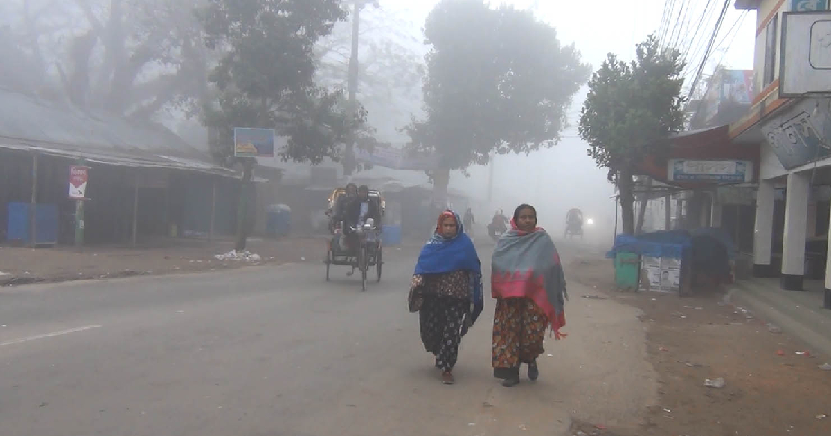 northern district ,  7.2°C ,  shivers ,  warm clothes ,  mercury ,  Kurigram