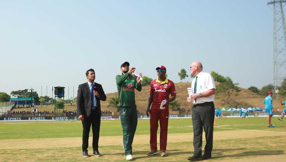 Bangladesh cruise to 2-1 series victory over West Indies