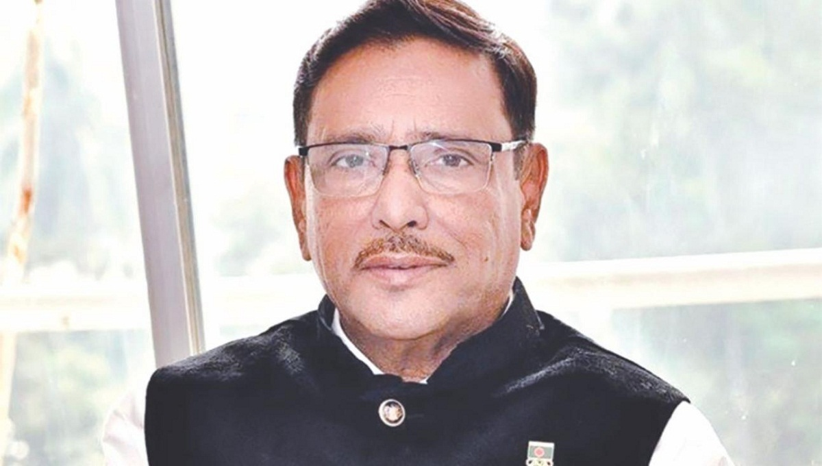 Quader's life support removed as his condition improved: Physician