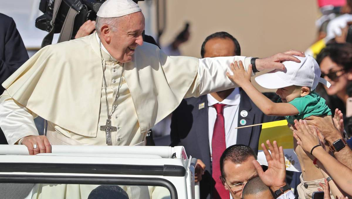 Pope publicly acknowledges clergy sexual abuse of nuns