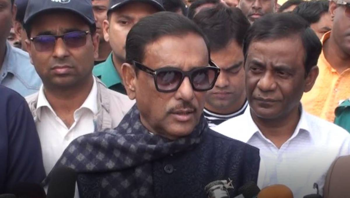 Quader urges all parties to join upcoming elections