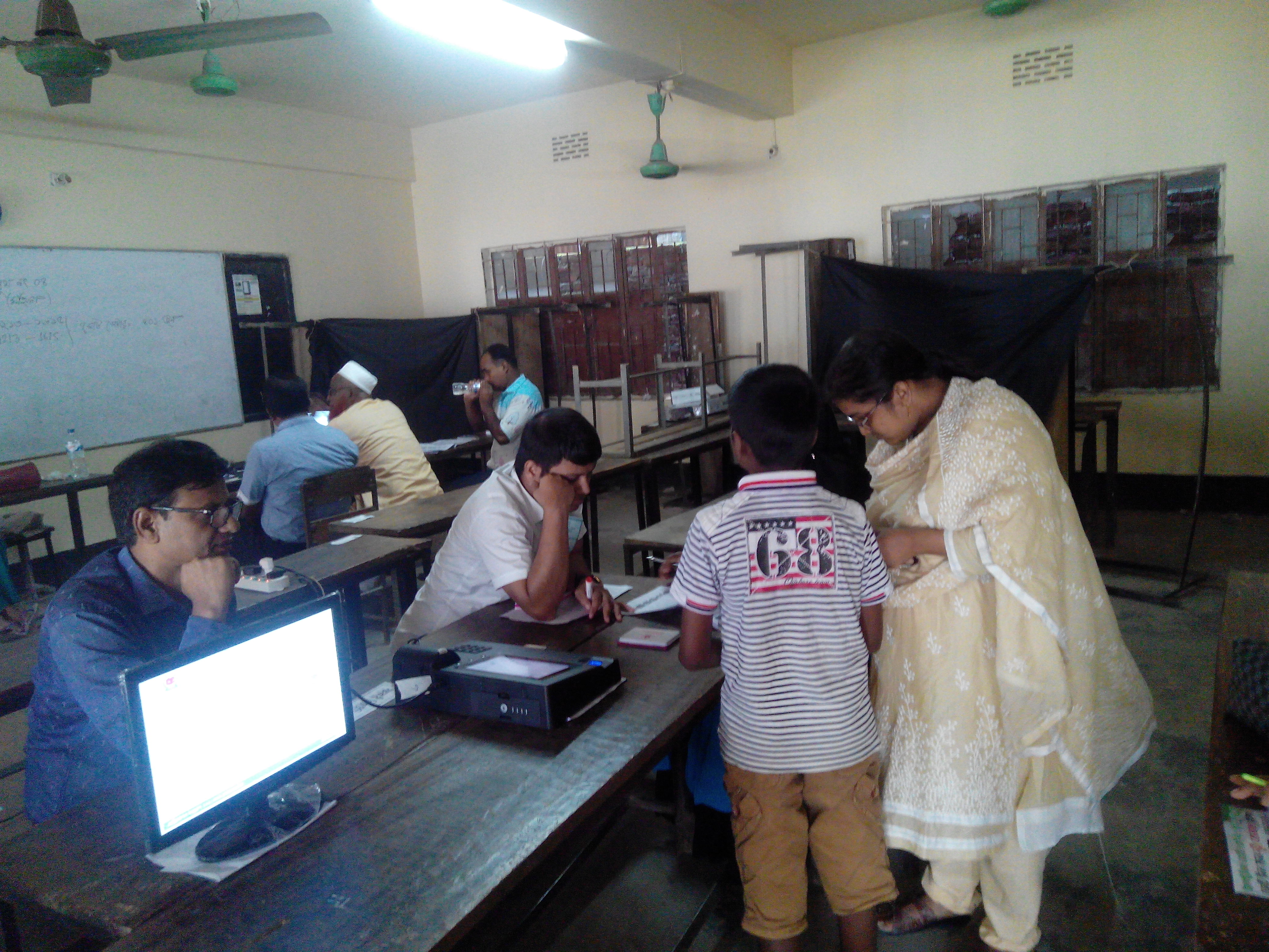 Bogura-6 by-election: Voting underway amid low turnout