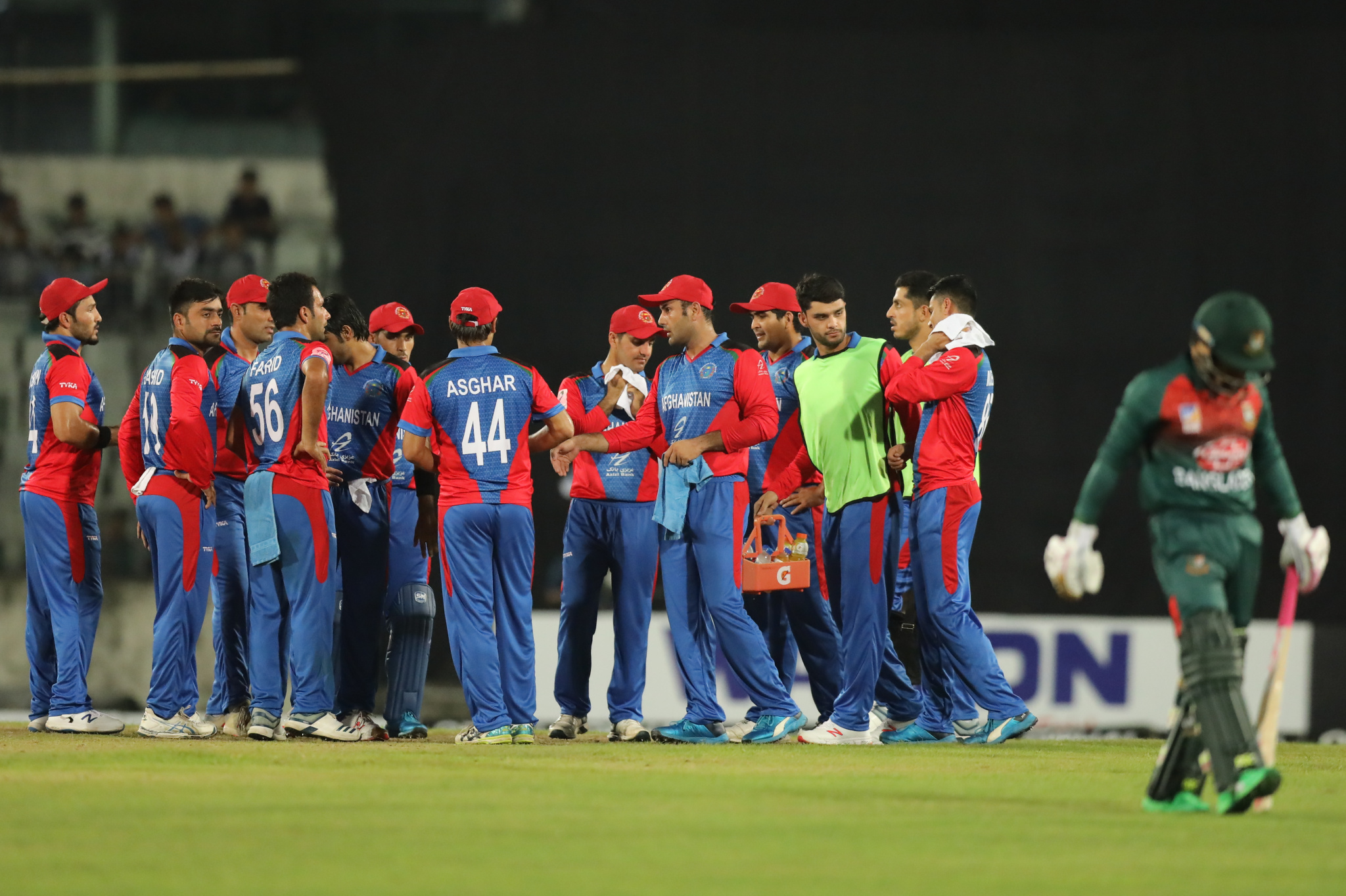 Tri-Nation T20I: Imperious Afghans maintain dominance over hapless Tigers