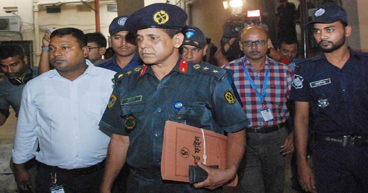 DIG prisons Bazlur Rashid ,  Suspended DIG prisons Bazlur Rashid ,  graft case ,  Police