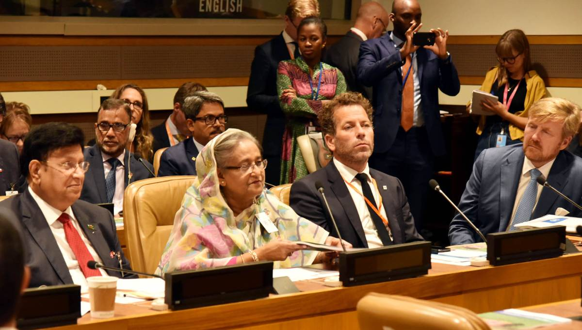 Hasina set to place 4 proposals at UNGA seeking solution to Rohingya crisis