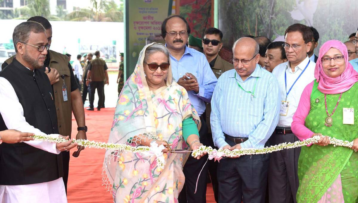 Plant saplings at houses, workplaces: PM
