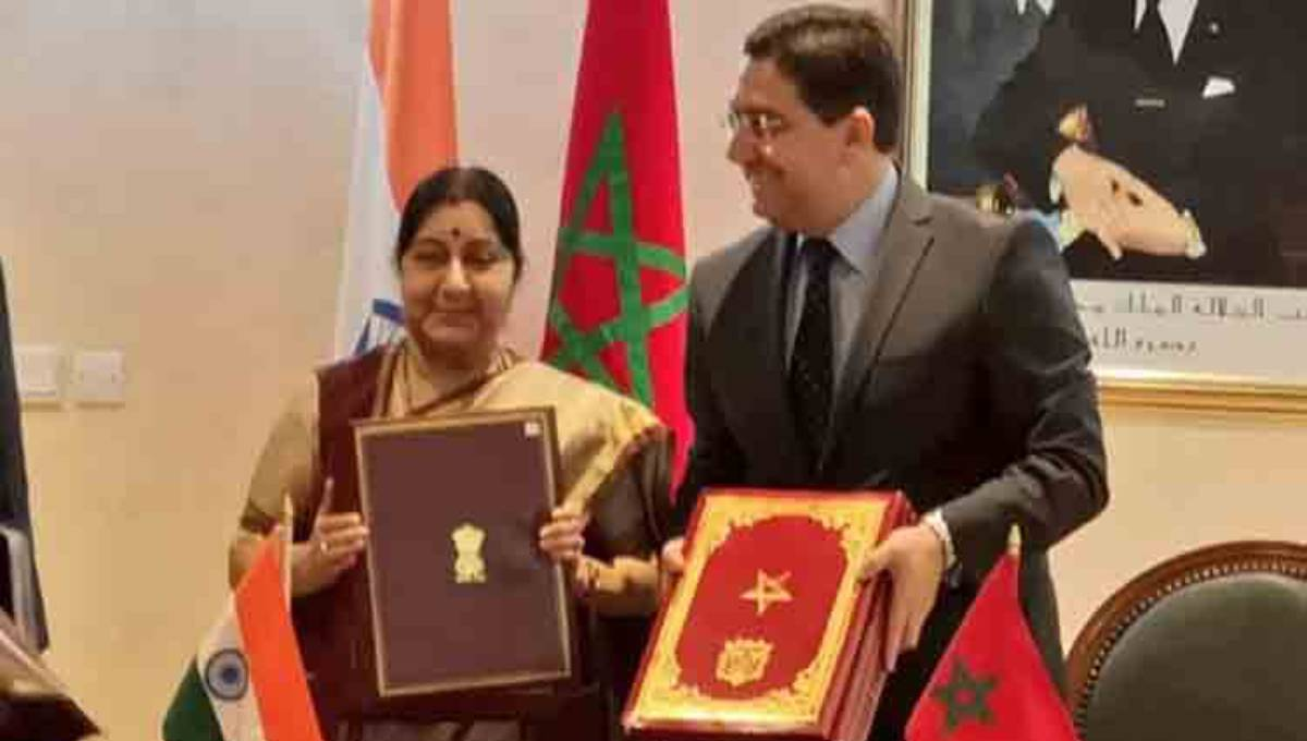 Morocco, India sign agreements on bilateral cooperation