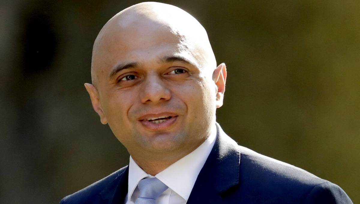 Bus driver's son Sajid Javid joins race for UK prime minister