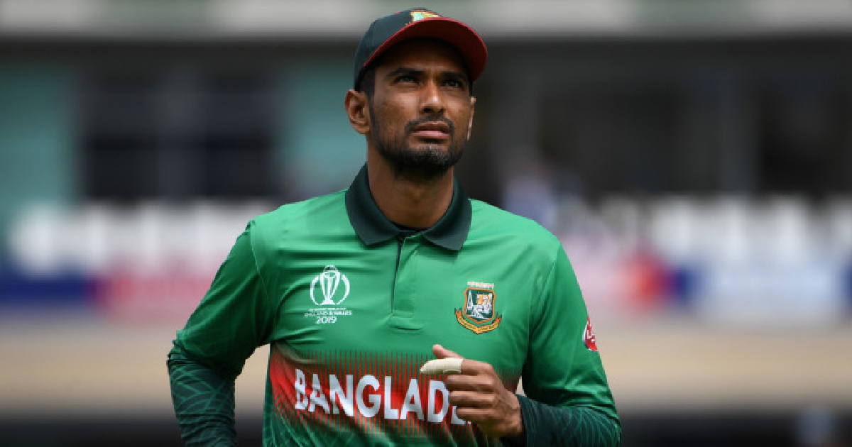 Mahmudullah axed, Mushfiqur returns for Zimbabwe Test