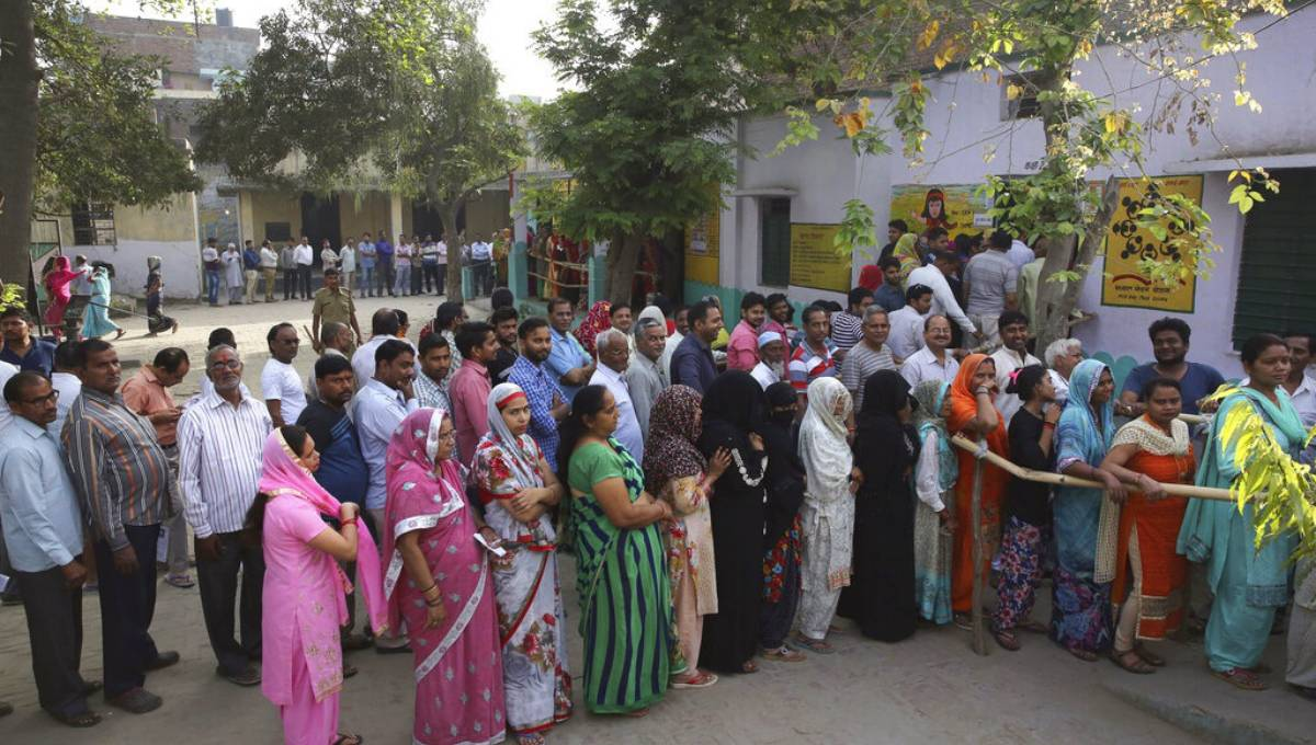 Polls open in 1st phase of India's lengthy general election