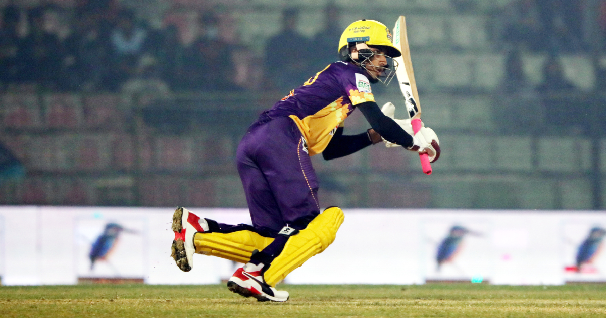 Sylhet International Stadium ,  BBPL ,  Bangabandhu Bangladesh Premier League ,  Rajshahi Royals ,  BPL ,  Cricket ,  Chattogram Challengers ,  Sylhet Thunder