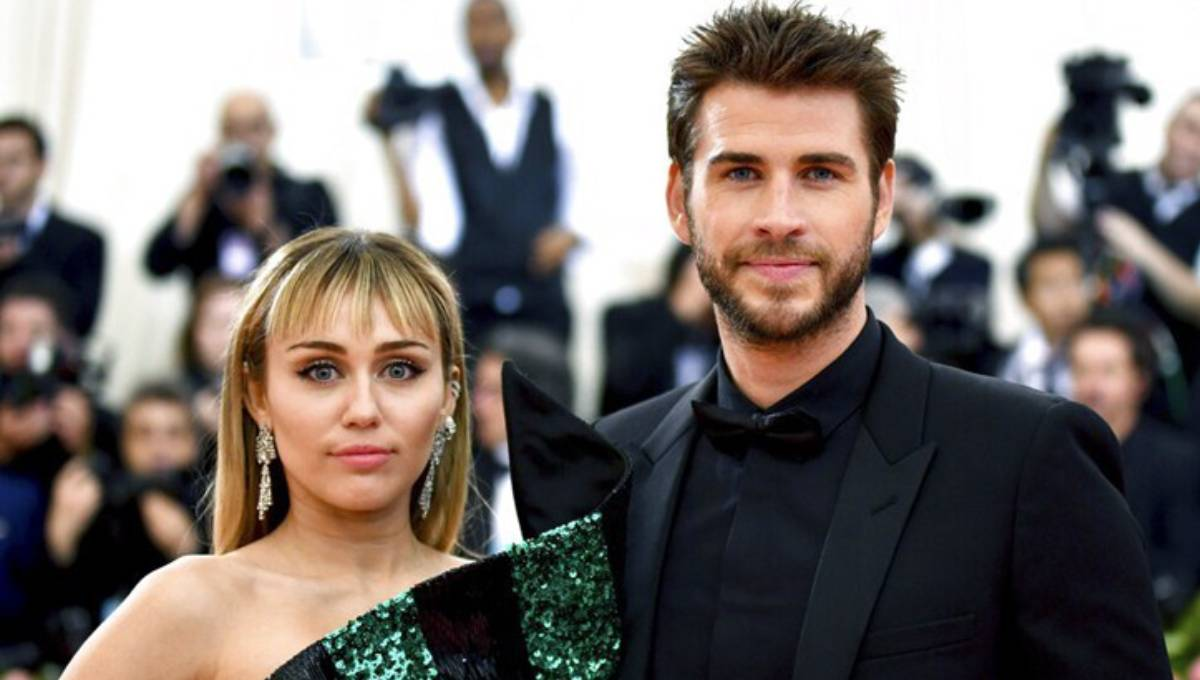 Miley Cyrus denies cheating as the reason for divorce