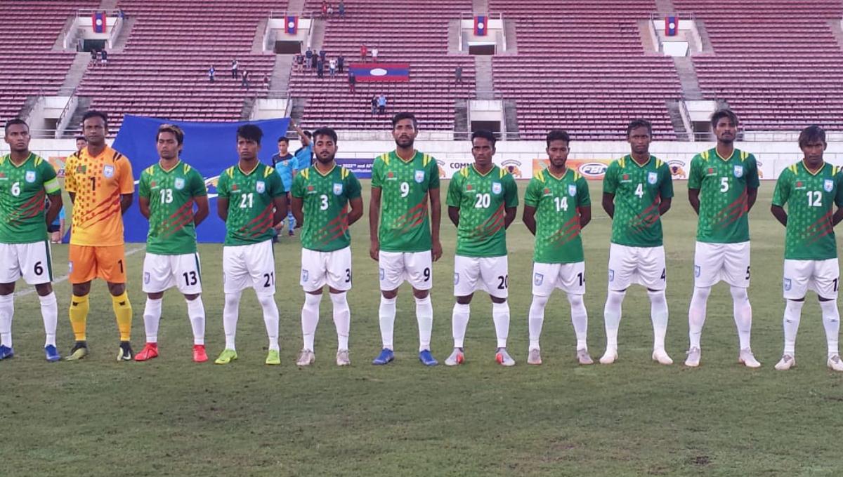FIFA, AFC qualifiers: Bangladesh outplay Laos 1-0